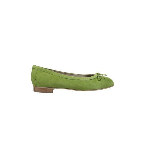 DIRNDL & BUA Trachten Ballerina grün   Damen   Größe: 38   5860