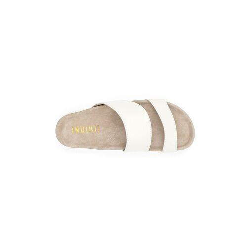 INUIKII Sandalen weiß   Damen   Größe: 37   70104-70