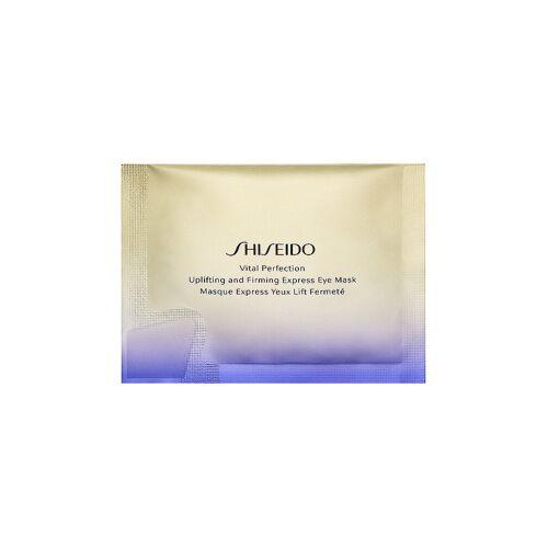 SHISEIDO Augenmaske - Vital Perfection Uplifting and Firming Express Eye Mask 12 Stk