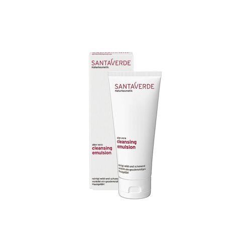 SANTAVERDE Reinigung - Aloe Vera cleansing emulsion 100ml