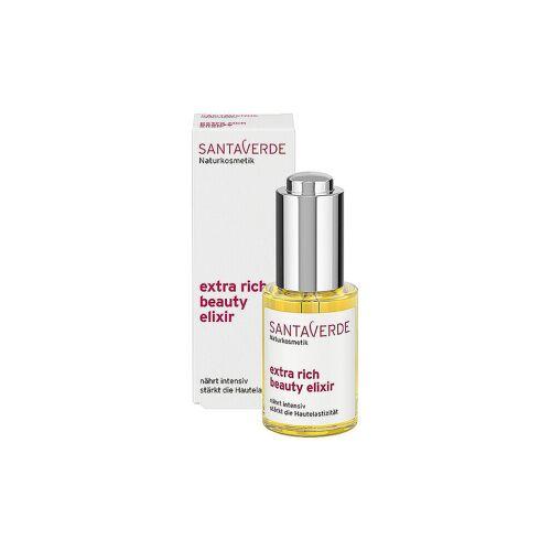 SANTAVERDE Aloe Vera extra rich beauty elixir 30ml