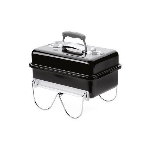 Weber GRILL Go-Anywhere® Holzkohle-Grill  schwarz