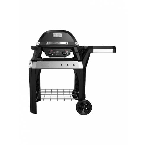 Weber GRILL E-Grill Pulse 2000 mit Stand schwarz