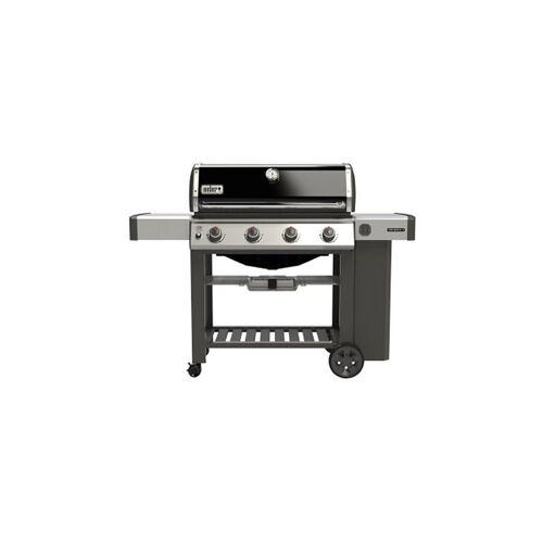 Weber GRILL Genesis® II E-410 GBS – Gasgrill Schwarz schwarz