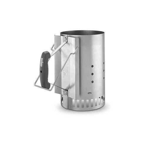 Weber GRILL Anzündkamin Rapidfire®  silber   7416