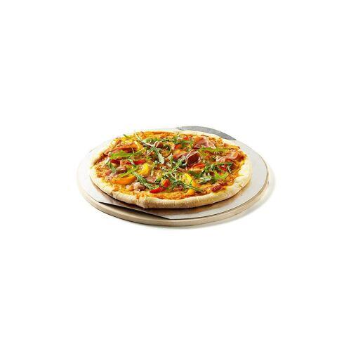 Weber GRILL Pizzastein rund 36,5cm  braun   17058