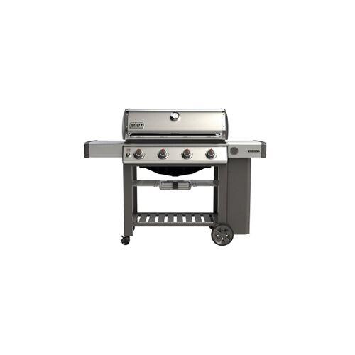 Weber GRILL Genesis® II S-410 GBS – Gasgrill Edelstahl silber   62001179