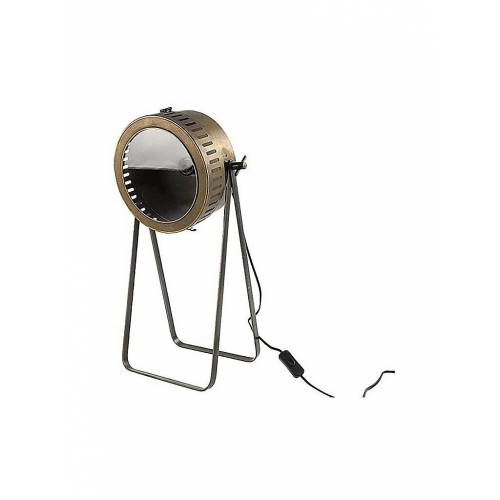COUNTRYFIELD Tischlampe Yorick 60cm Messing gold   775559