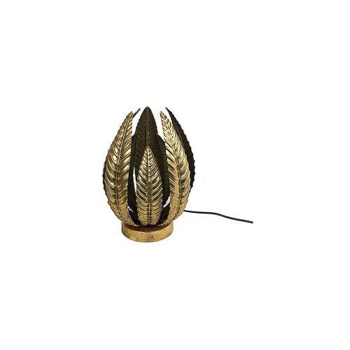 COUNTRYFIELD Tischlampe Jakup L 36cm  gold