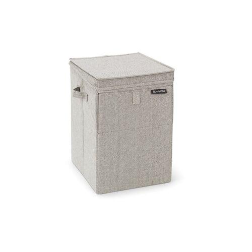 BRABANTIA Wäschebox (stapelbar) 35L grau   12 04 28