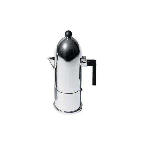 Alessi Espressomaschine Le Cupola (3 Tassen) silber