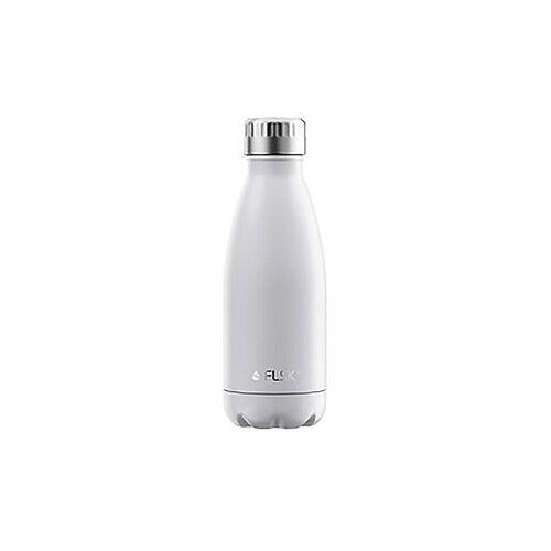 FLSK Trinkflasche White 350 ml weiß