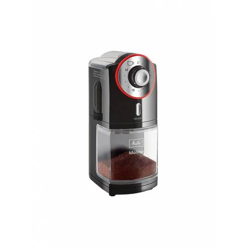 Melitta Molino® Kaffeemühle 100W schwarz