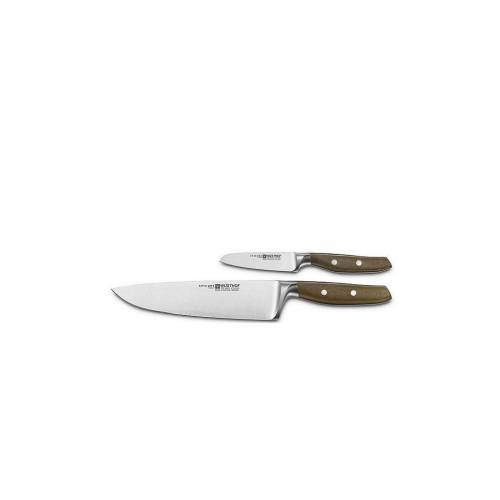 WUESTHOF Messer-Set Epicure 2-tlg. braun