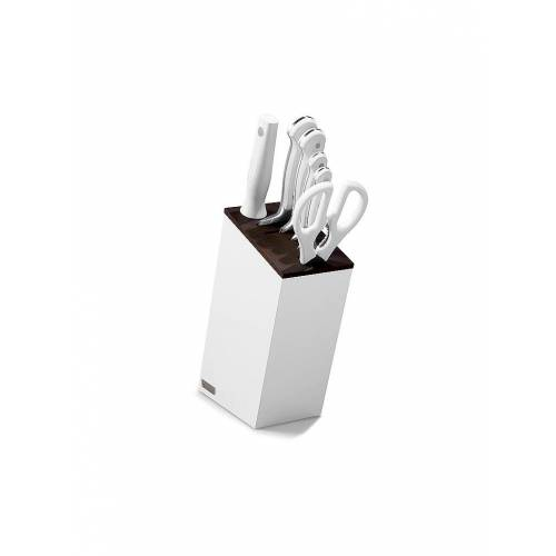 WUESTHOF Messerblock 7tlg Classic White  weiß   1090270602