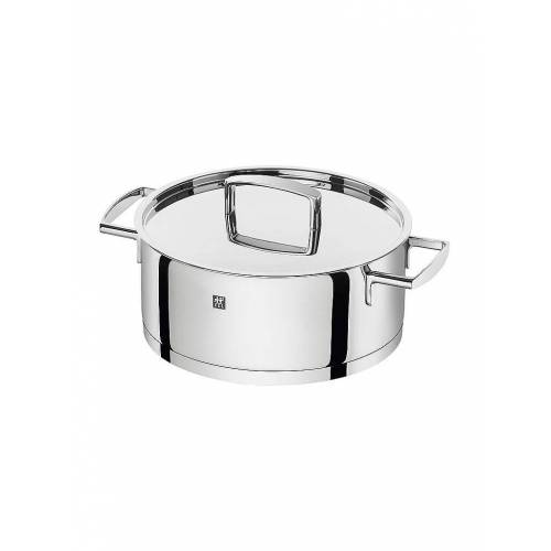 ZWILLING Bratentopf ZWILLING® Passion 24cm 4,5l silber   66062-240