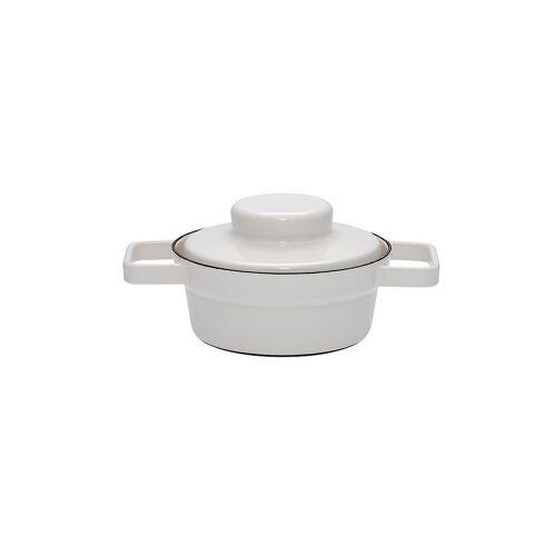 RIESS Kasserolle Aromapot Truehomeware 16cm / 0,5l Grau grau