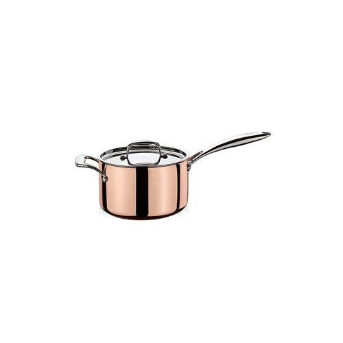 SPRING Stielkasserolle mit Deckel hoch 20cm Culinox (Kupfer) kupfer