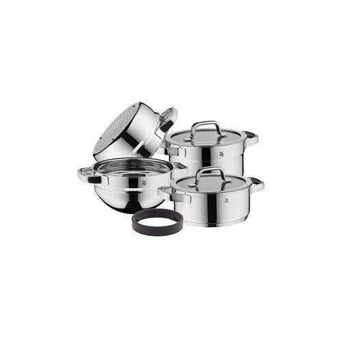 WMF Topf-Set Compact Cuisine 4-tlg. (Cromargan) silber