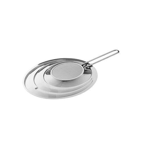 WMF Spritzschutz für Pfannen mit Durchmesser 20/24/28cm silber   07 2082 6040