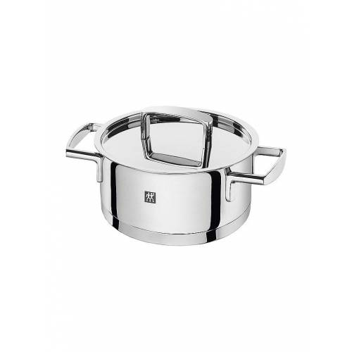 ZWILLING Bratentopf ZWILLING® Passion 16cm 1,5l silber   66062-160