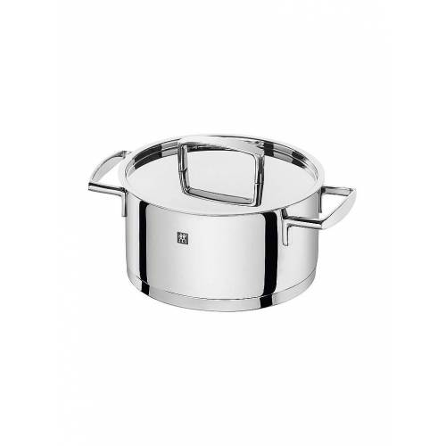 ZWILLING Bratentopf ZWILLING® Passion 20cm 3l silber   66062-200