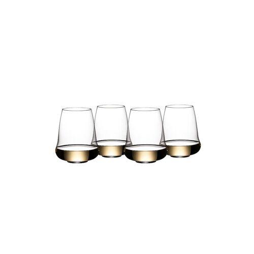 RIEDEL Weingläser Set 4tlg Stemles Wings Riseling Champagne   Kinder   7789/15-1
