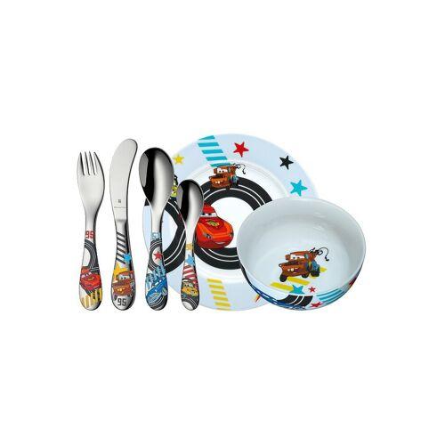 WMF Kinderbesteck Set 6-teilig Disney Cars 2 silber   Kinder   12 8601 9964