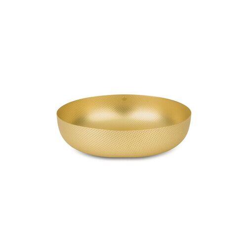 Alessi Schale rund 24cm gold