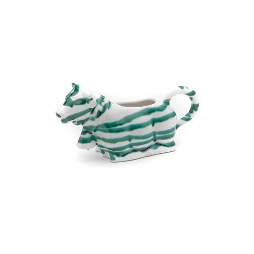 GMUNDNER KERAMIK Milchkuh Grün Geflammt 0,16l grün