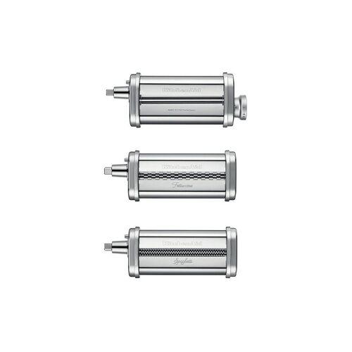 KitchenAid Nudelvorsatz 3-tlg. 5KSMPRA silber
