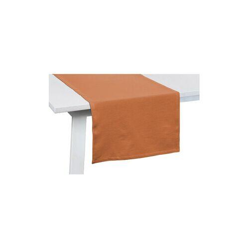 Pichler Tischläufer One 50x150cm  (Zimt) braun
