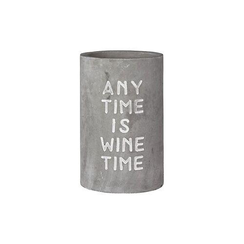 RAEDER Weinkühler aus Beton 21cm Any Time grau