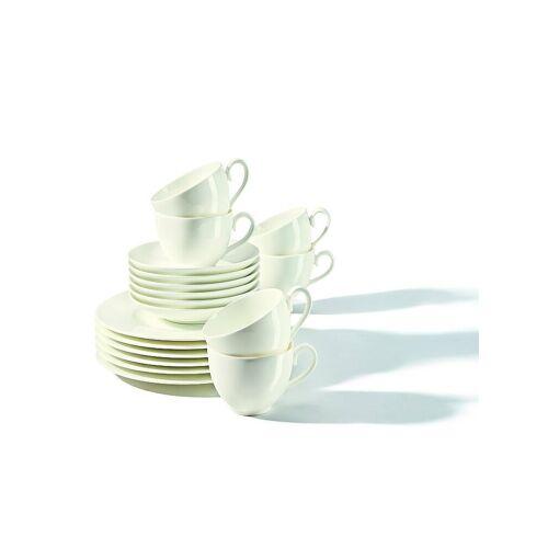 Villeroy & Boch Kaffee-Set Royal 18-tlg weiß