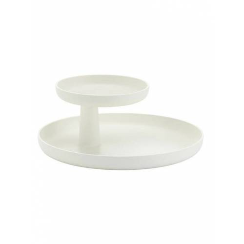 VITRA Etagere Rotary Tray (Weiss) weiß