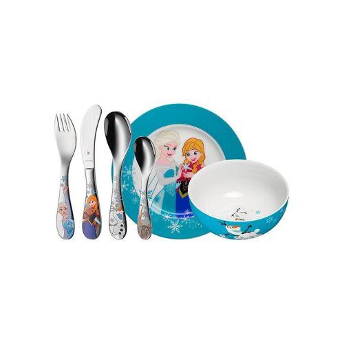 WMF Kinderbesteck Set 6-teilig Disney Frozen bunt