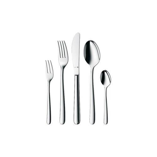 WMF Besteck-Set Kult 66-tlg. inklusive Monobloc-Messer silber