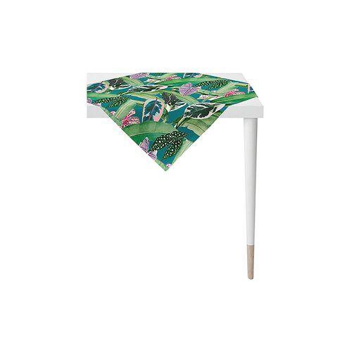Apelt Mitteldecke Summertime 88x88cm Tropicana Grün grün   TROPICANA