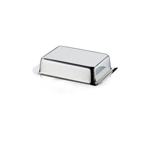 CILIO Kühlschrank-Butterdose 16x10cm silber   260724