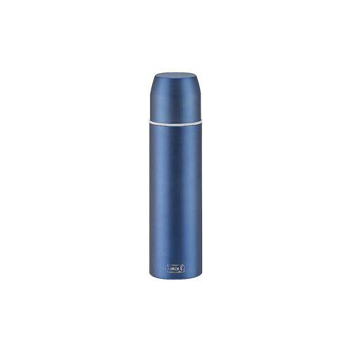 LURCH Isolierflasche - Thermosflasche mit Becher EDS 0,75l  Denim Blue blau   240919