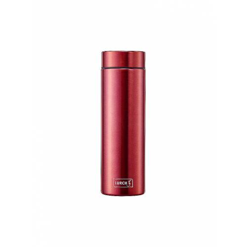 LURCH Isolierflasche - Thermosflasche Lipstick 0,3l Cherry Red rot   240953