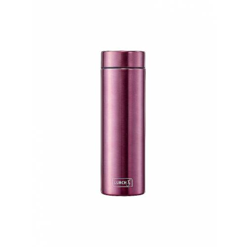 LURCH Isolierflasche - Thermosflasche Lipstick 0,3l Berry Red rot   240954