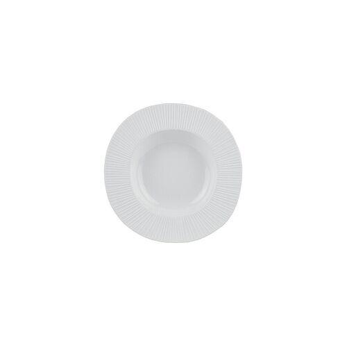RAEDER Teller tief 26cm weiß   15511