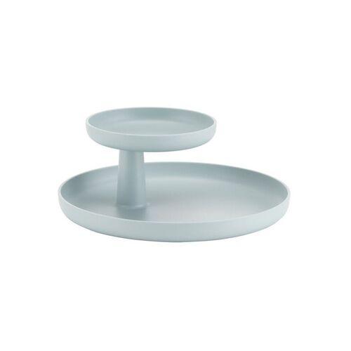 """VITRA Etagere """"Rotary Tray"""" (Eisgrau) grau   21507002"""