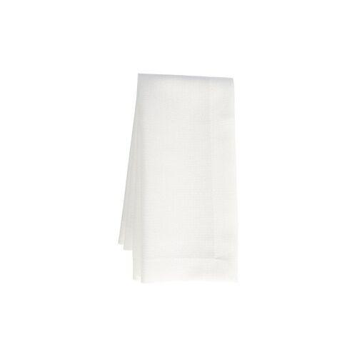 SANDER Tischdecke Loft 135x220cm (ecru) weiß