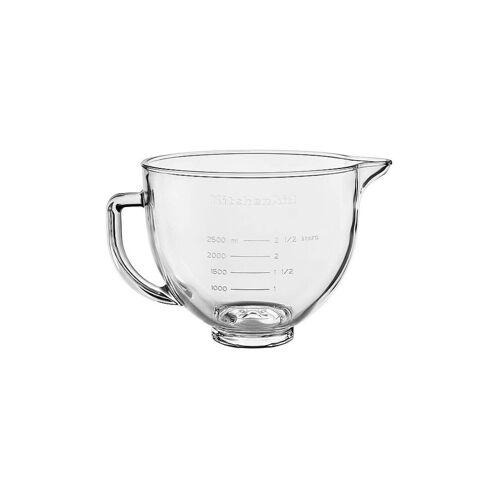 KitchenAid Glasschüssel mit Griff 4,8L
