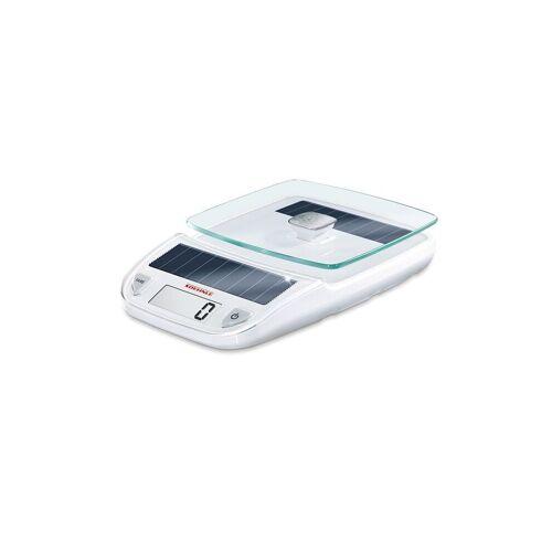 SÖHNLE Digitale Küchenwaage Easy Solar White 5kg weiß