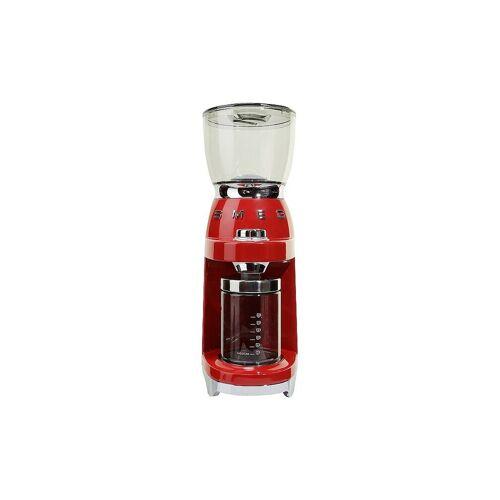 SMEG Kaffeemühle CGF01RDEU rot
