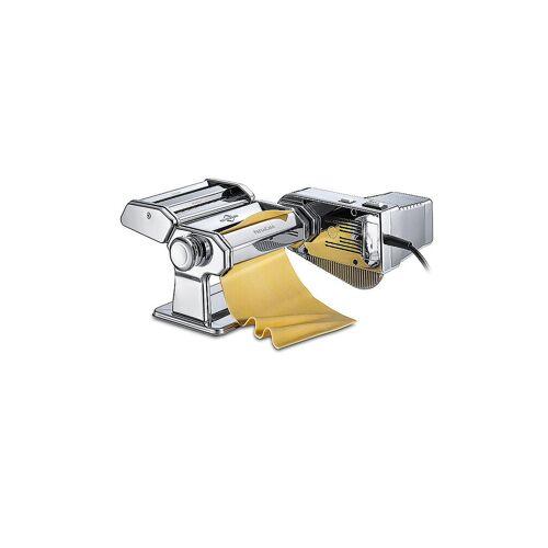 KÜCHENPROFI Nudelmaschinen-Set MOTOR PASTACASA silber   08 0720 28 02