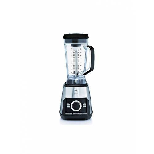 WMF Kult pro Power Green Smoothie Blender 2l aus Tritan silber